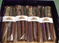 Chocolate Pretzel Cigars  $34.99 : Just for him on Father's Day