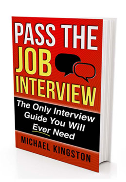 A guide to ace you next interview written byhiring managers for candidates.