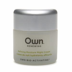 Own Renewing Refining Moisture Night Cream
