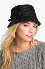 kate spade new york - logo bucket hat