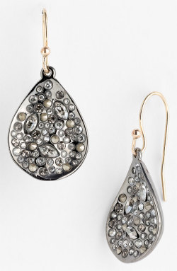Alexis Bittar - 'Miss Havisham' Crystal Encrusted Teardrop Earrings (Nordstrom Exclusive)