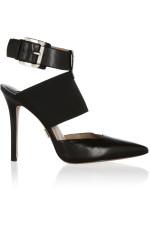 Michael Kors - Aviva leather pumps