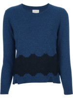 Girl. By Band Of Outsiders - cropped sweater