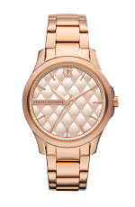 AX Armani Exchange - Quilted Dial Watch, 36mm (Online Only)