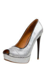 Take 5 Boutique - Silver Cut Snake
