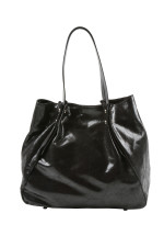 Baci - Patent Leather Bag