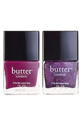 butter LONDON 'Shambolic Holiday' Nail Lacquer Duo (Nordstrom Exclusive) ($30 Value)