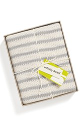 BP. 'Gift Box' Stripe Infinity Scarf (Juniors)