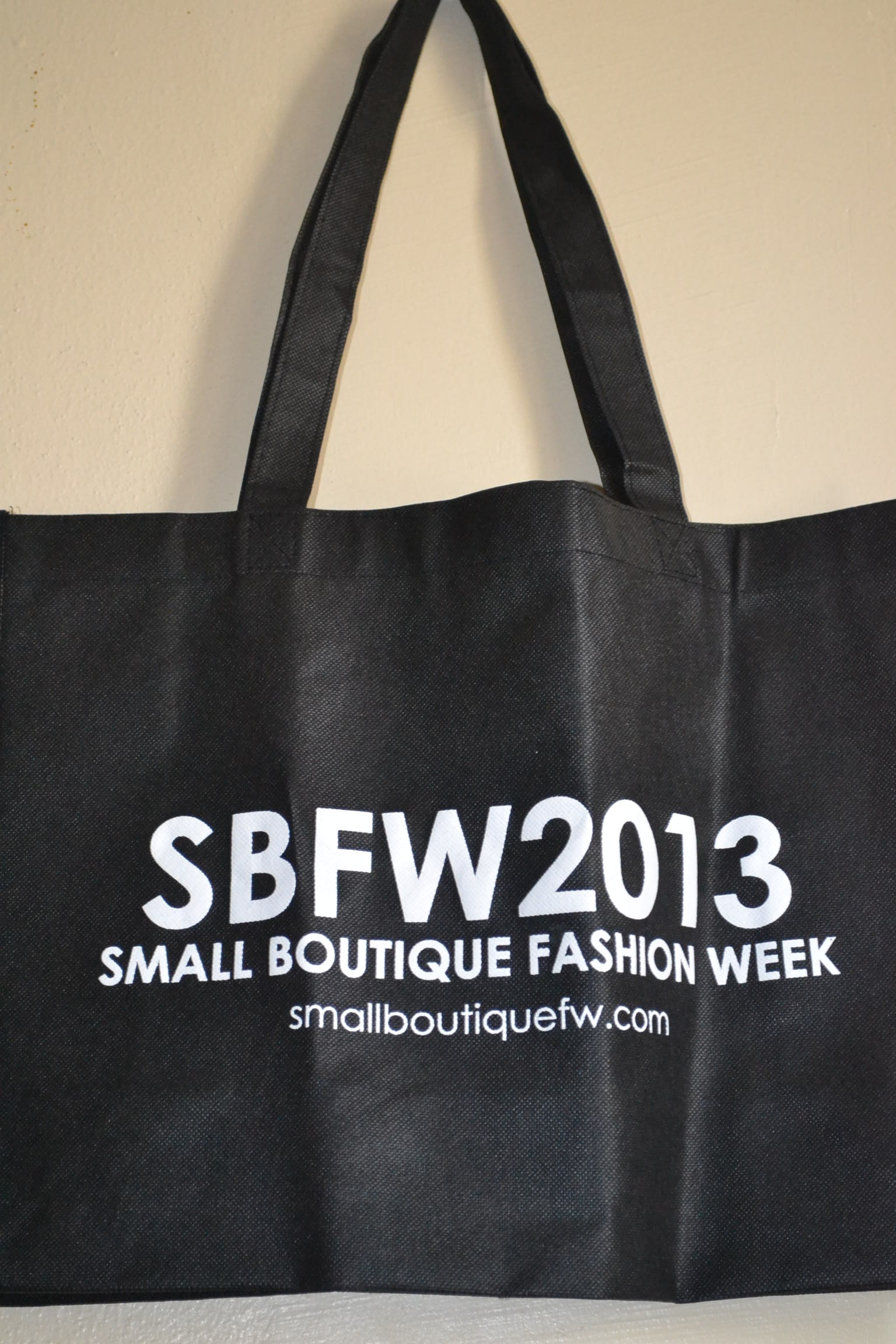 small boutique fashion week