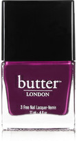 nail polish-butter london queen vic nail polish 11ml