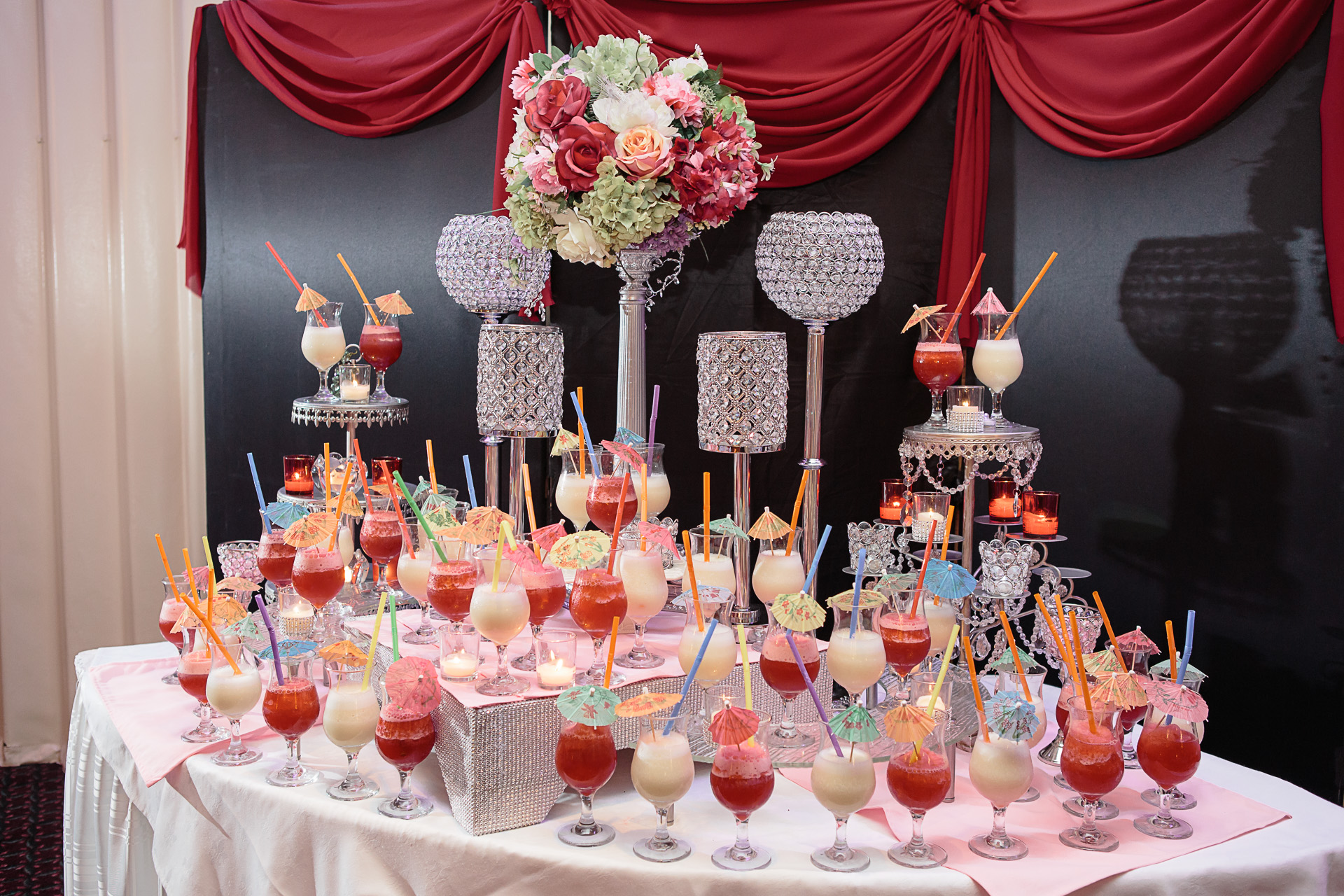 Frozen Drink Display