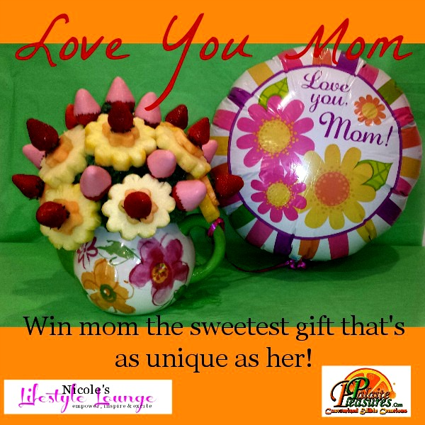 Palaite Pleasures Mother's Day Giveaway: Win Mom The Sweetest Gift!