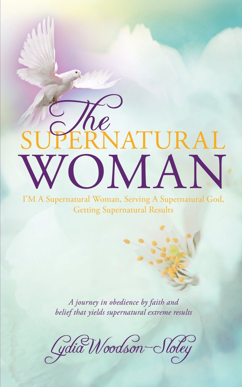 The supernatural woman