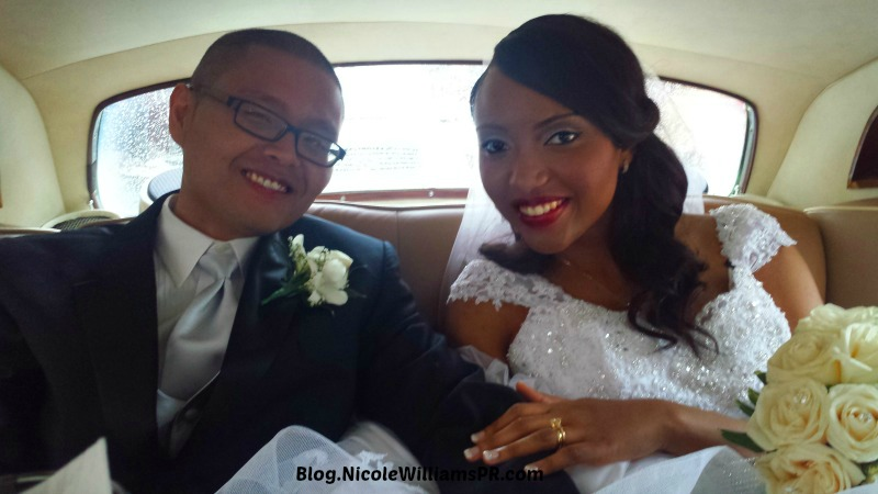 A Real Haitian and Philippino Wedding
