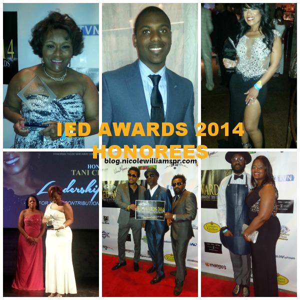 IED Awards 2014 honorees