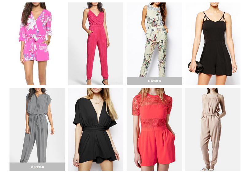The romper trend is hot this summer, opt for one of these