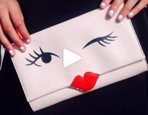 Kate Spade's novelty bags stole the show