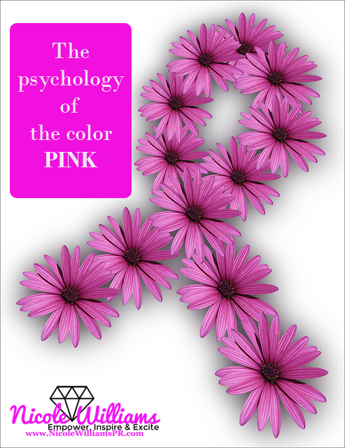 The psychology of the pink: What do you think when you see the color pink?