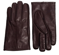 ASOS Leather gloves for him