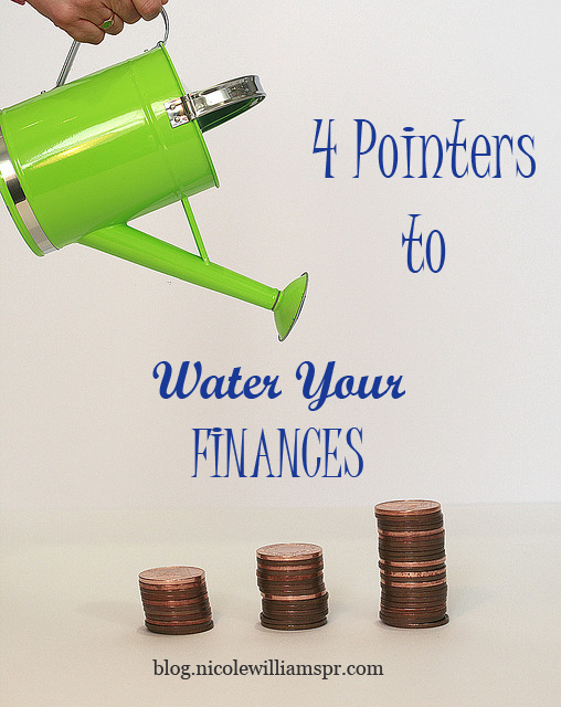 4 quick pointers to anyone looking to get financially fabulous