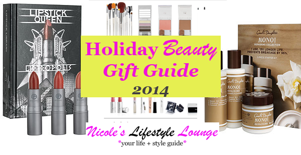 gift ideas perfect for the beauty maven in your life.
