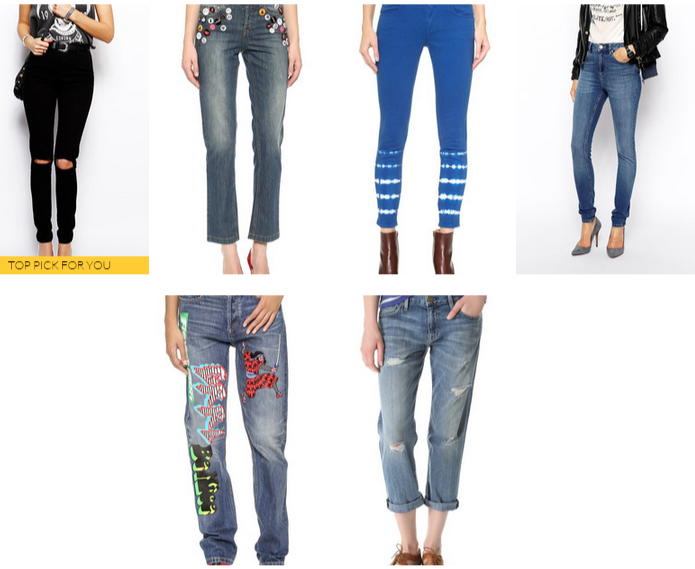 NYFW Fall 2015 Trends - denim