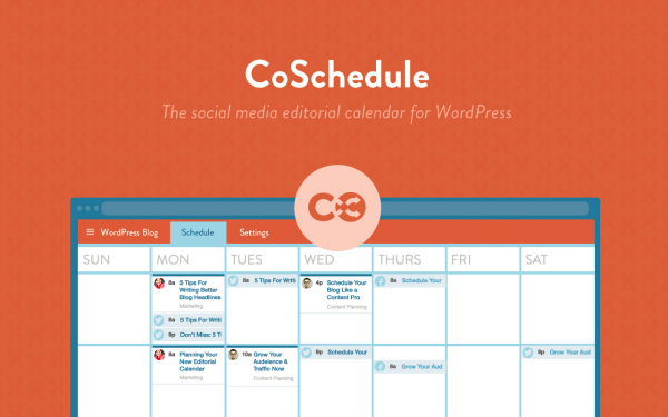 I tried a variety of traditional content editorial calendar, but @CoSchedule content editorial calendar plugin for WordPress was my soul-mate. #coschedule #editorialcalendar #coschedule