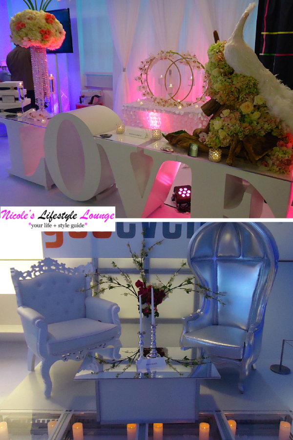 NY Bridal and Quince Expo brought everything  everything from invitations, beautiful décor to fancy dresses. #NYBQE #weddingdecor #eventdesign #sweet16decor
