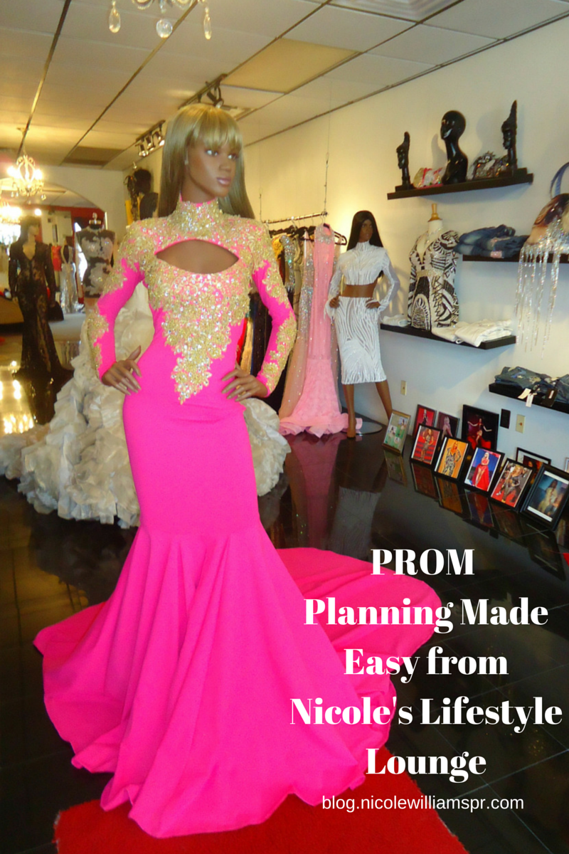 Prom Planning: choose a dress that works with her signature style, body type and most importantly make her feel great. #promstyle #prom