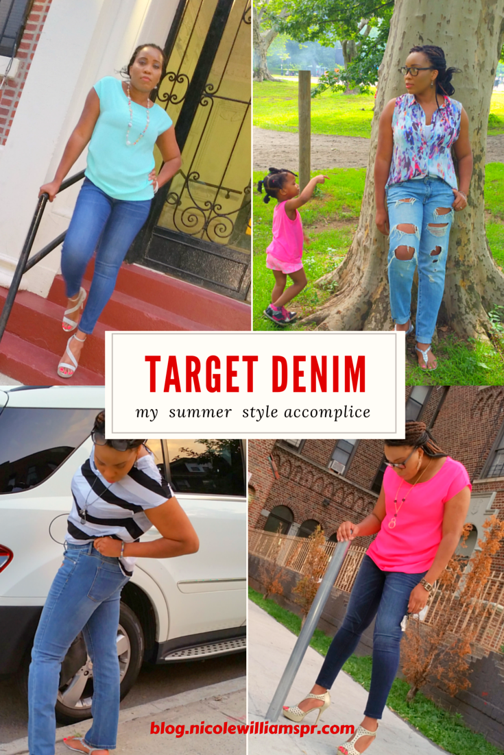 #Target new and improved denim is made to fit your every expression, no matter who you are, how you feel, what you do or where you go. #TargetStyle #targetdenim #targetjeans #fashion #style #personalstyle