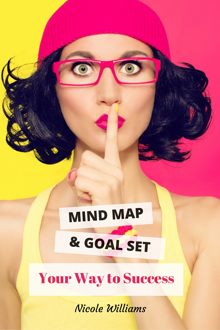 Accelerate Your Success with the Ultimate Mind Map + Goal Setting Program