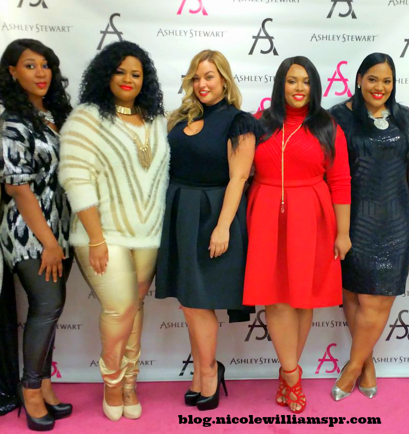 Ashley Stewart is not just a brand but a lifestyle – empowering confidence in women through fashion, social events and sisterhood.#curvystyle #fashion #plussize #byAshleyStewart