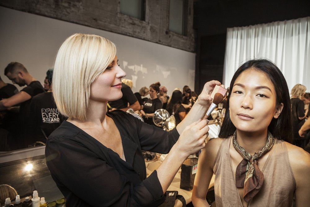 Aveda Trend Report : Flower in Bloom - #nllblog #aveda #nyfw #makeup #makeuptrend