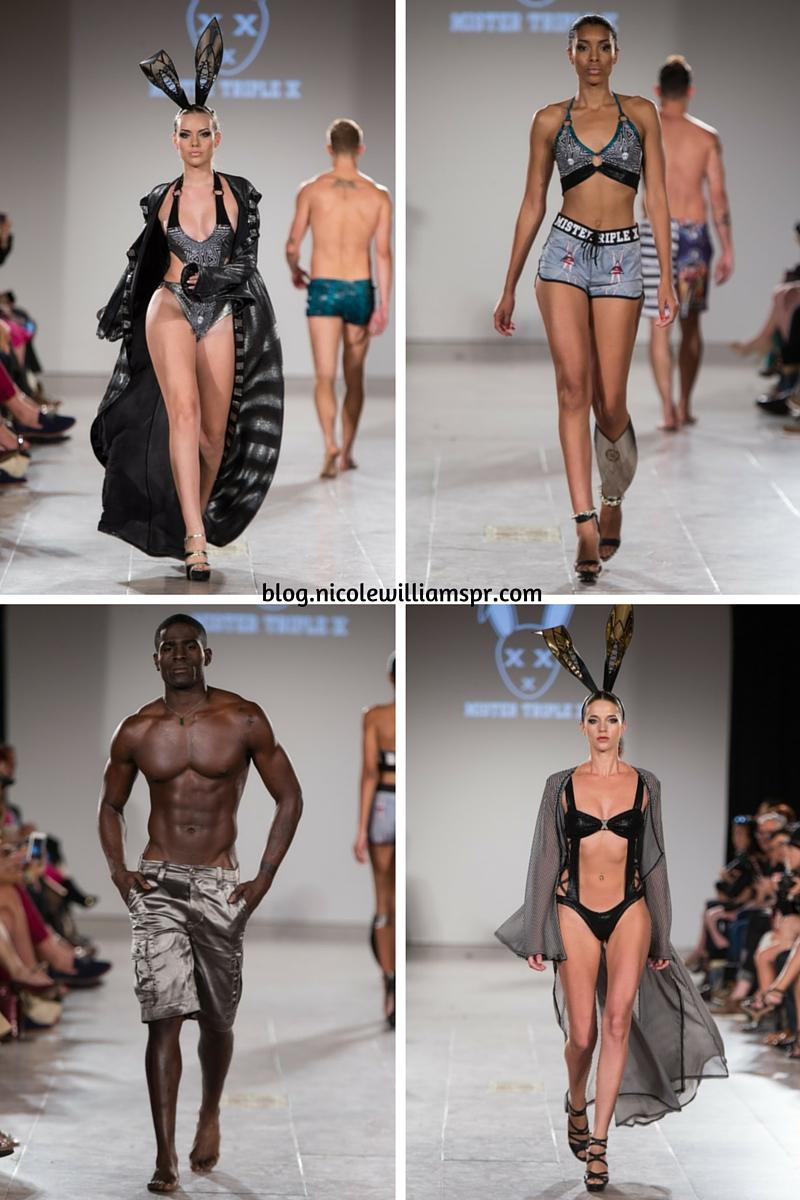 Mister Triple X SS16 - #MisterTripleX @MisterTripleX #NYFW #fashionweek