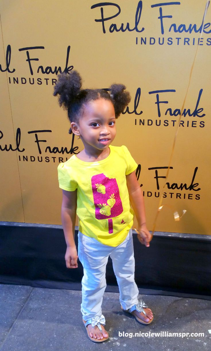 first NYFW, but she had an amazing time getting warmed up to the fashion world. #nyfw #fashion #paulfranknyfw #kidstyle #childrensfashion