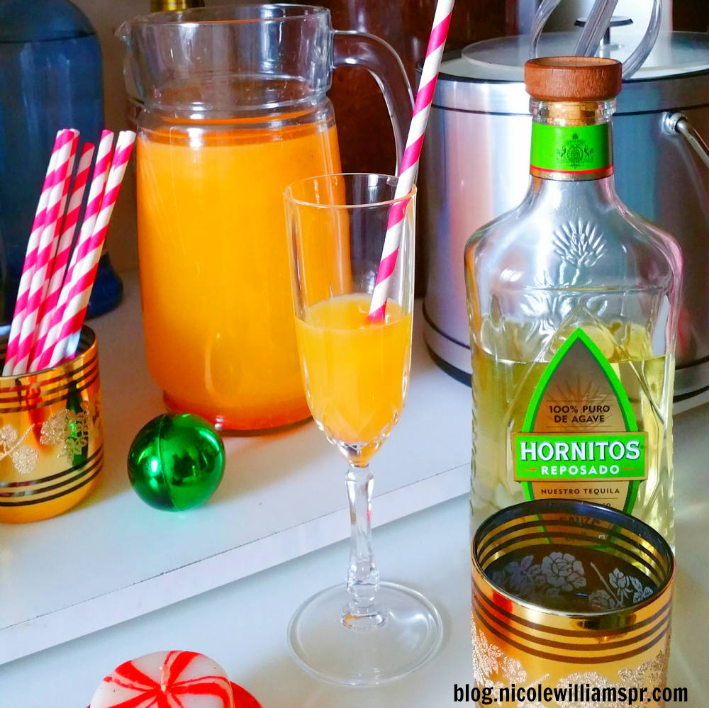 Holiday Hosting tips: Serve signature cockatils to make your hguests feel special and save,
