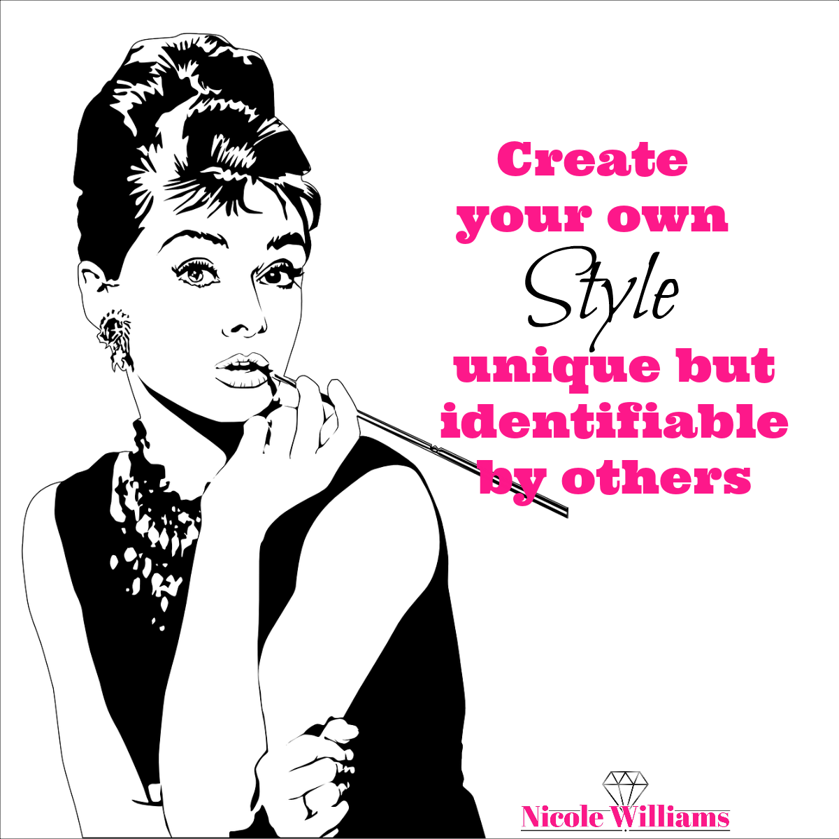 Let Your Personal Style Shine Through #PersonalBranding. #style
