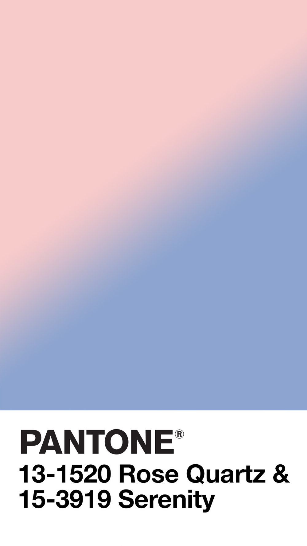 Bien-aimé PANTONE 2016 Color of the Year: Rose Quartz & Serenity — Nicole's  UW96