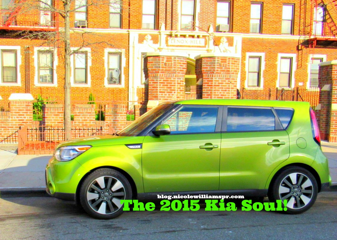 My friends over at Kia were right... Living rooms certainly do have some competition with the 2015 Kia Soul! @Kia #DriveKia #auto