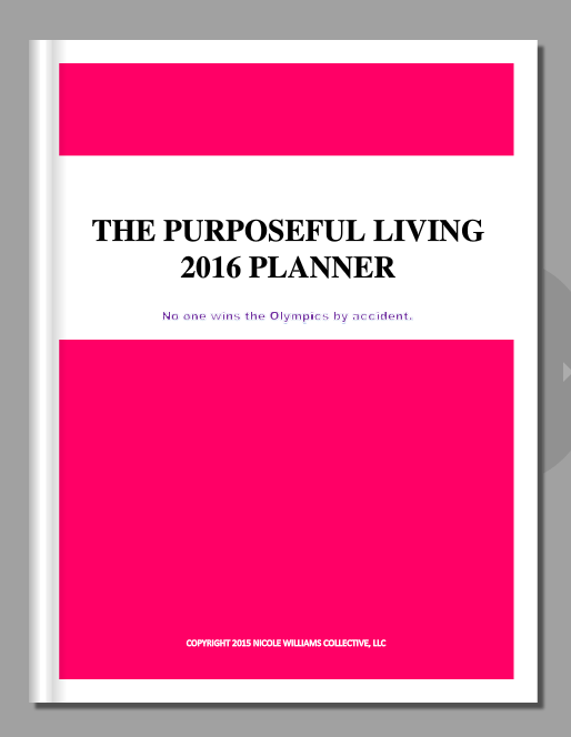 The Purposeful Living Planner is an all compassing organizational quarterly planner that… motivates, prioritise self-care, declutter, meal planner, cash-flow log, #planner