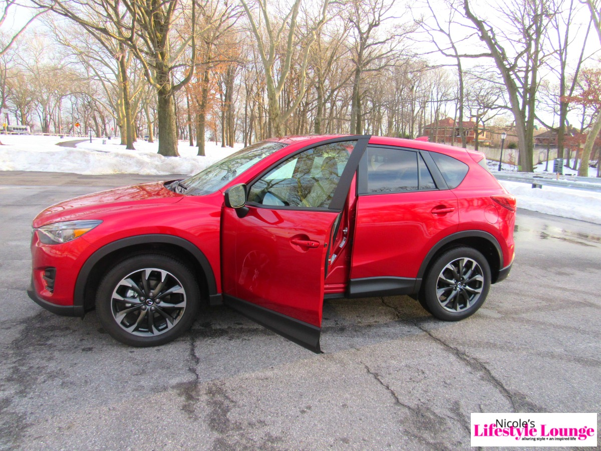 Let the 2016 Mazda CX-5 inspire you to take the wheel and make your predatory stance like an animal aggressively stalking its prey. #purpose #drivemazda #ad
