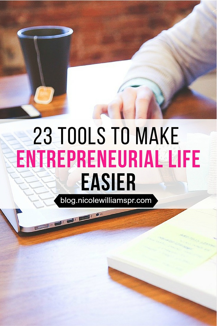 Tools make your business more productive and efficient.