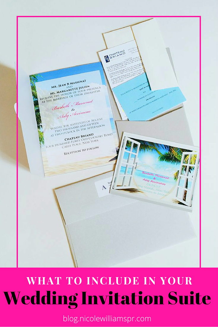wedding invitation suite insert checklist nicole s lifestyle lounge