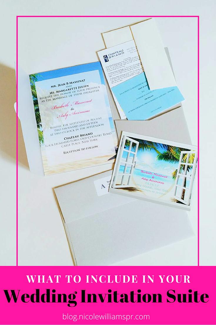 wedding invitation suite insert checklist nicole s lifestyle lounge