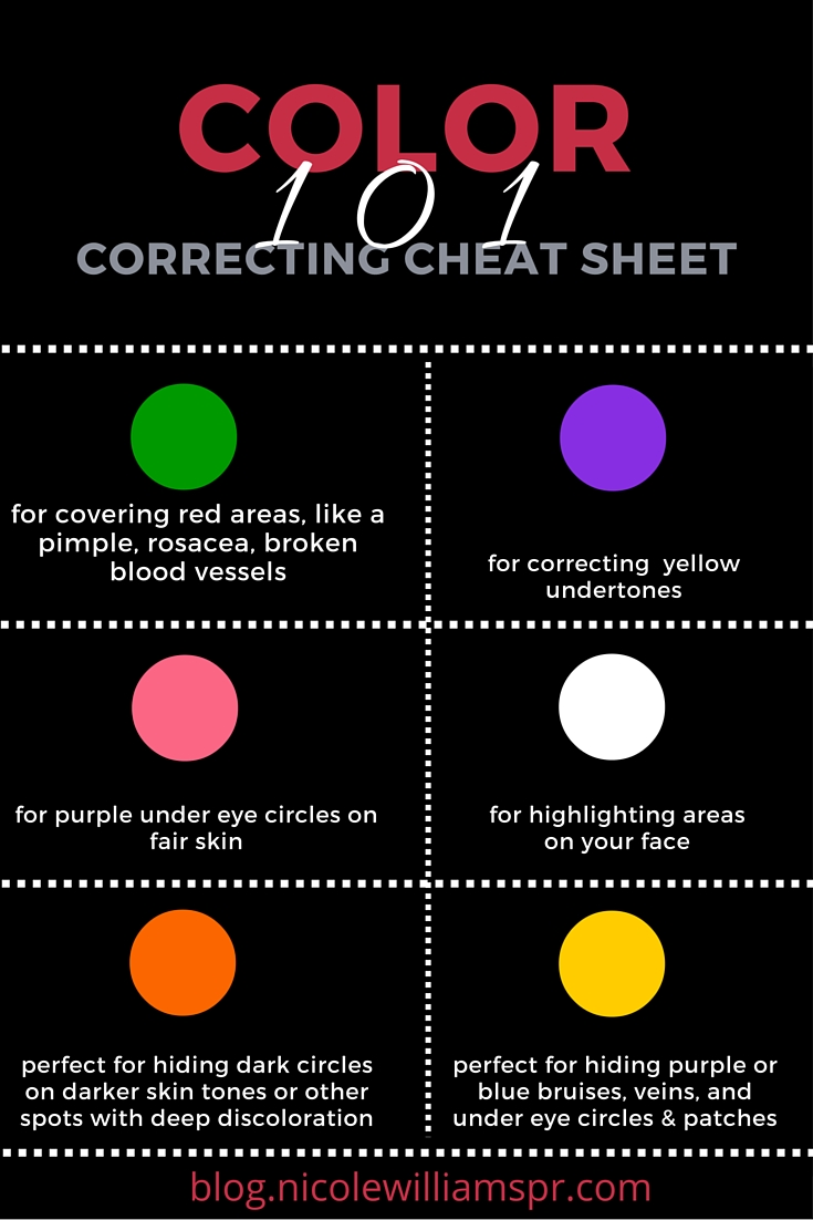 Here are a few color correcting pro tips to steal...