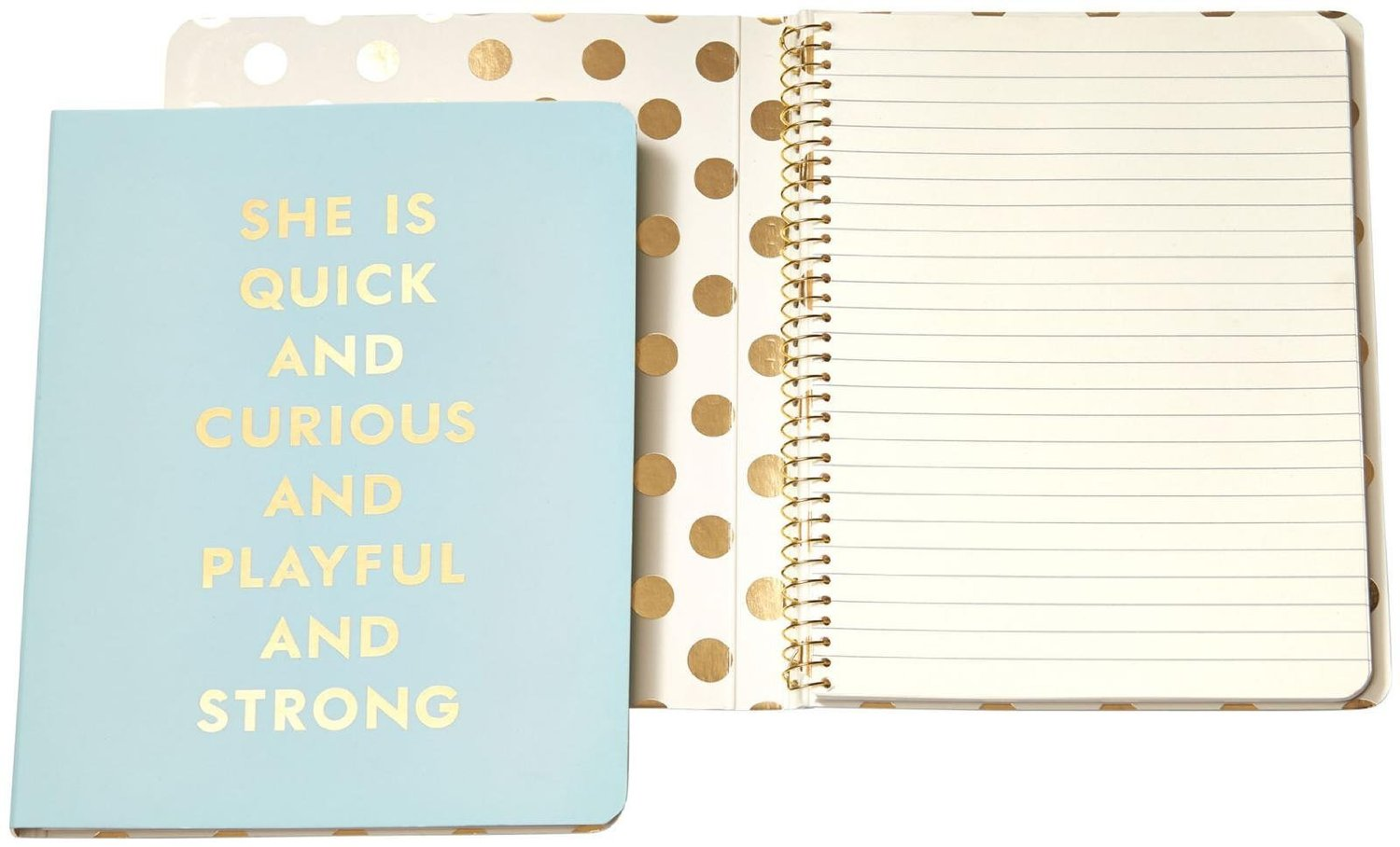 Take notes in style with these glamorous notebooks from Kate Spade New York . #campuslife #collegelife