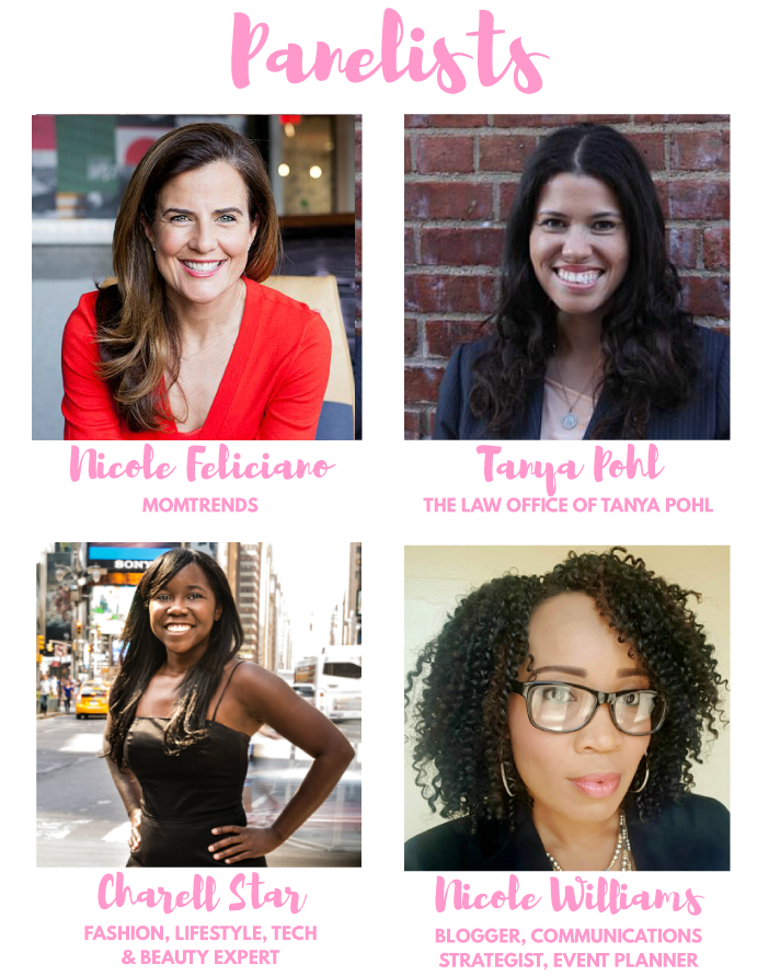Work Hard Dream Big Summit panelist lineup
