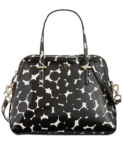 This Kate Spade NY Cedar Street Blot Dot Maise satchel