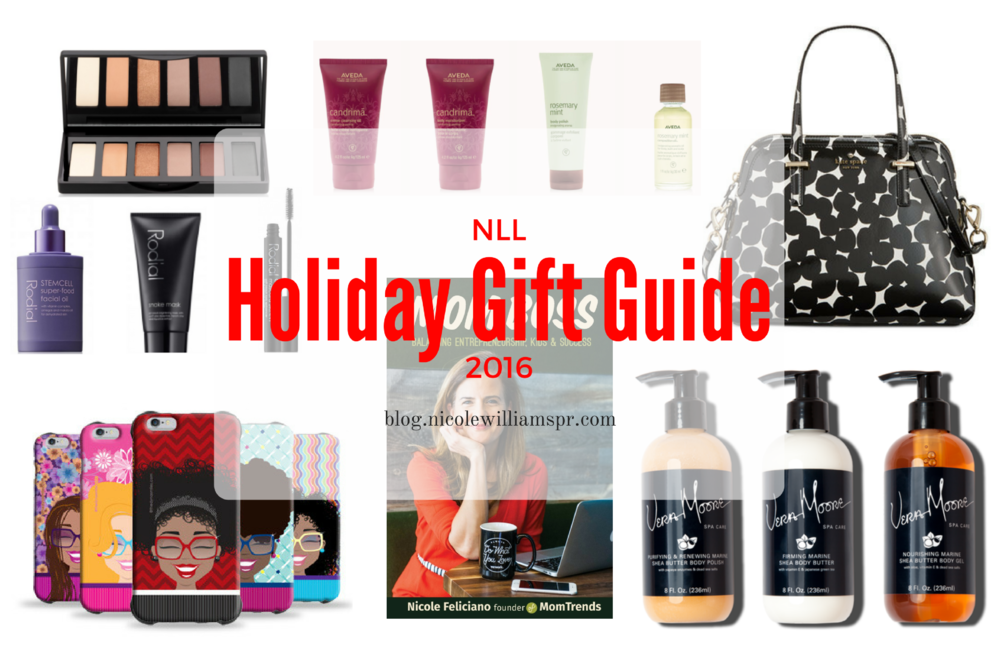NLL Holiday gift guide 2016
