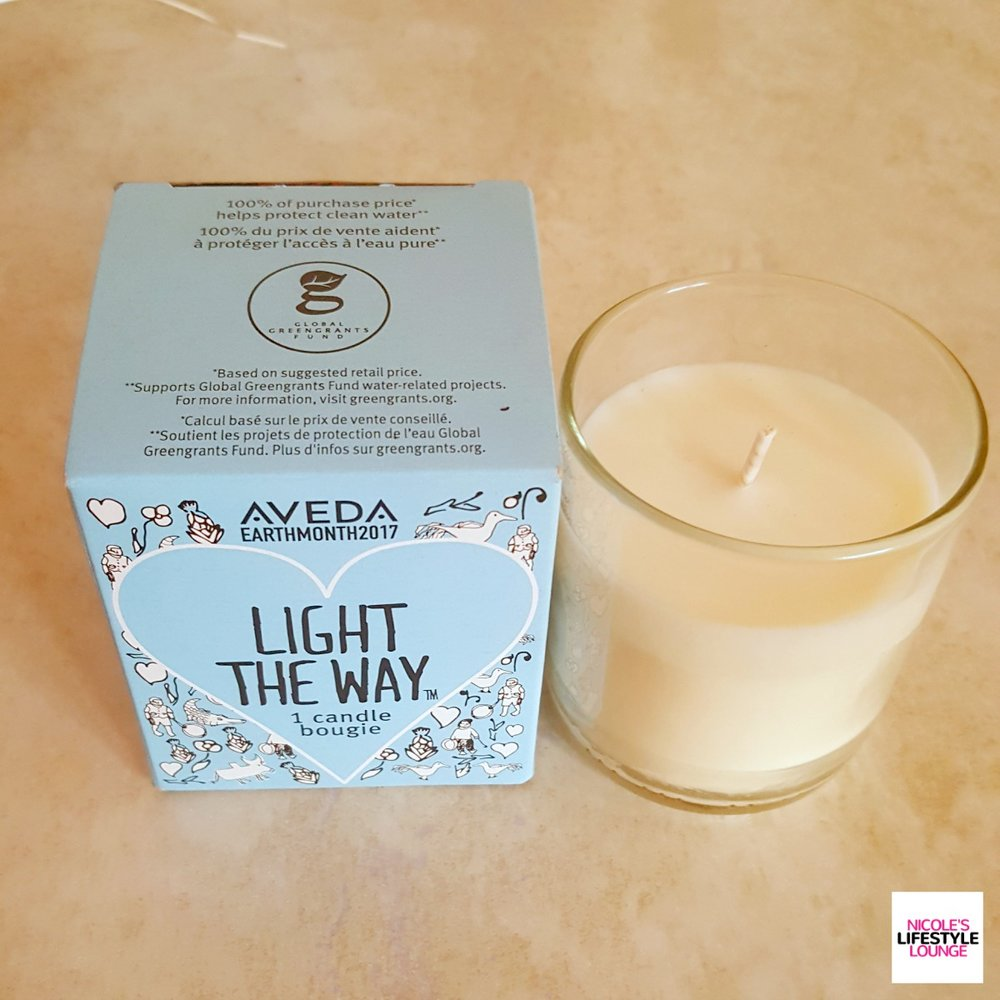 Soy wax candles saves lives. #Aveda